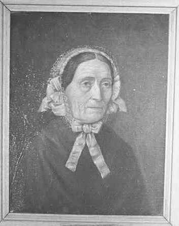 Portret van Maria Joanna Cuypers-Bex