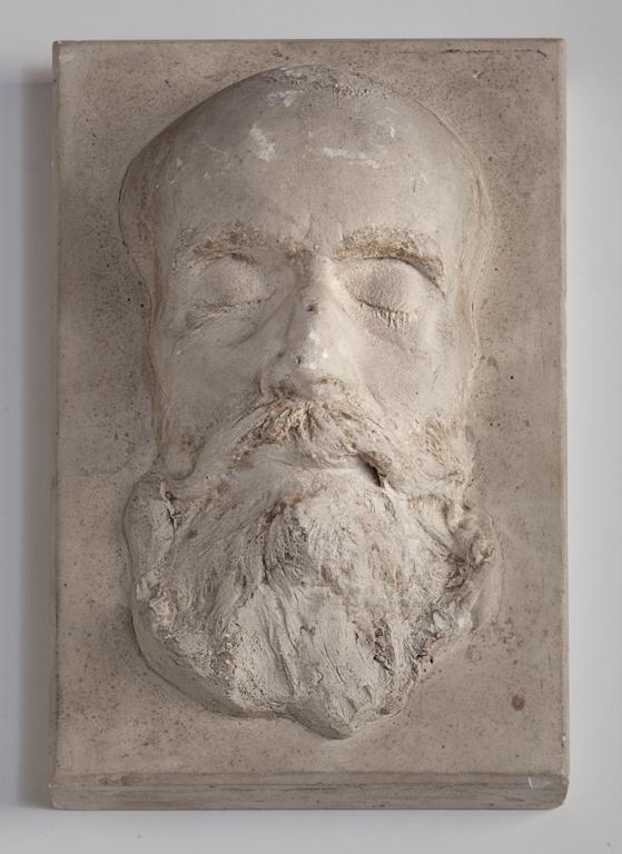Dodenmasker van Pierre Joseph Hubertus Cuypers