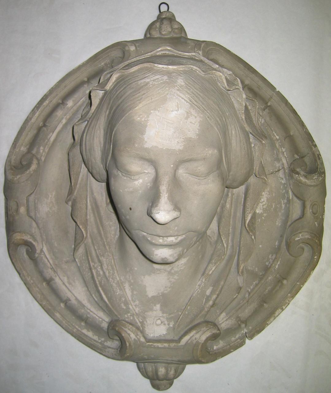 Dodenmasker van Rosa Cuypers-van de Vin