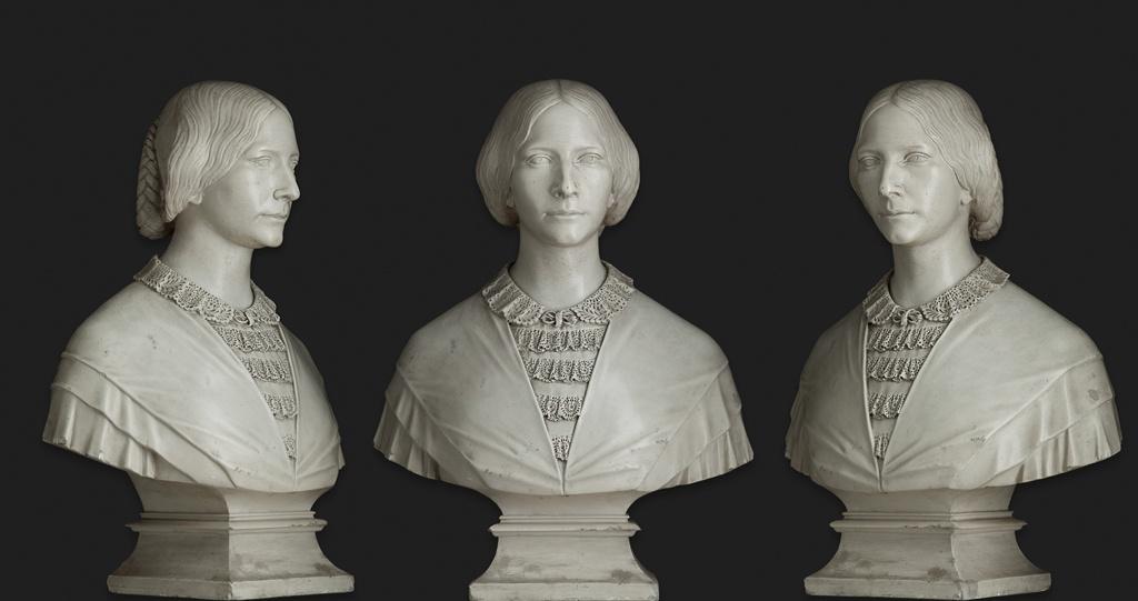 Portret van Rosalie Cuypers-van de Vin