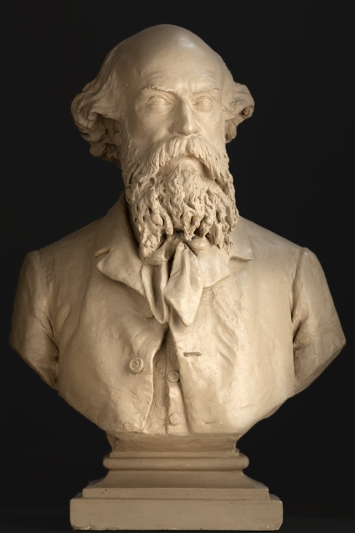 Borstbeeld van Pierre Joseph Hubertus Cuypers