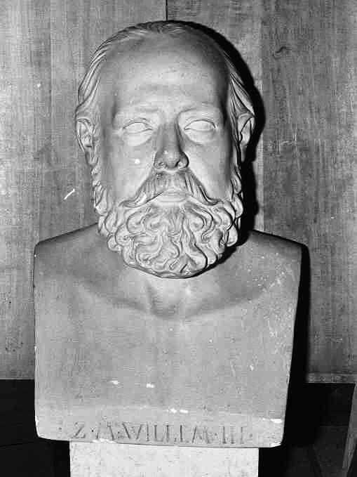 Borstbeeld van Koning Willem III