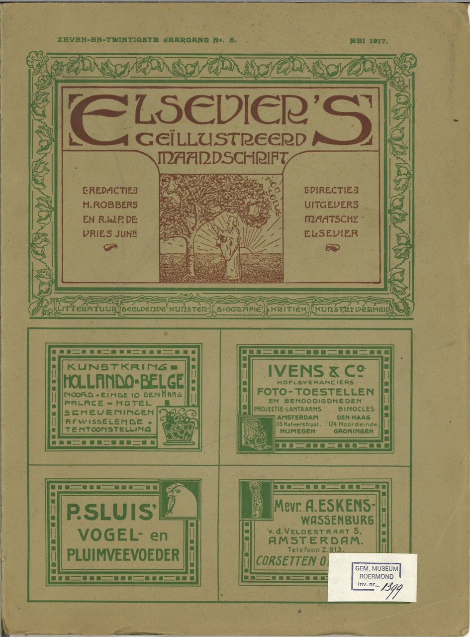Elsevier's geïllustreerd maandschrift