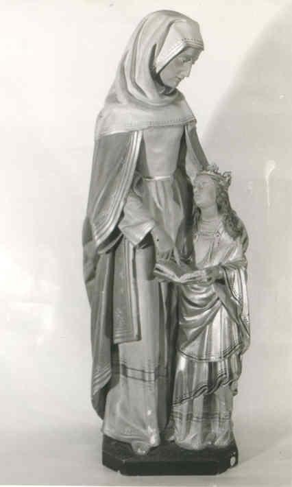 Beeld Anna en Maria