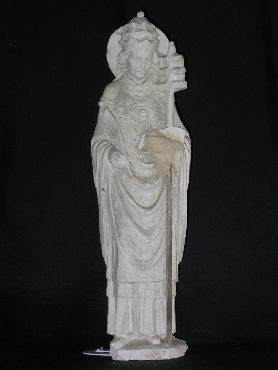 Een paus, misschien H. Gregorius
