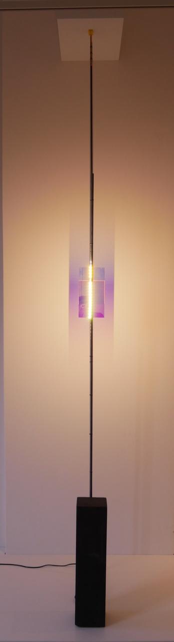Vloer-/wandlamp Colore, test 3