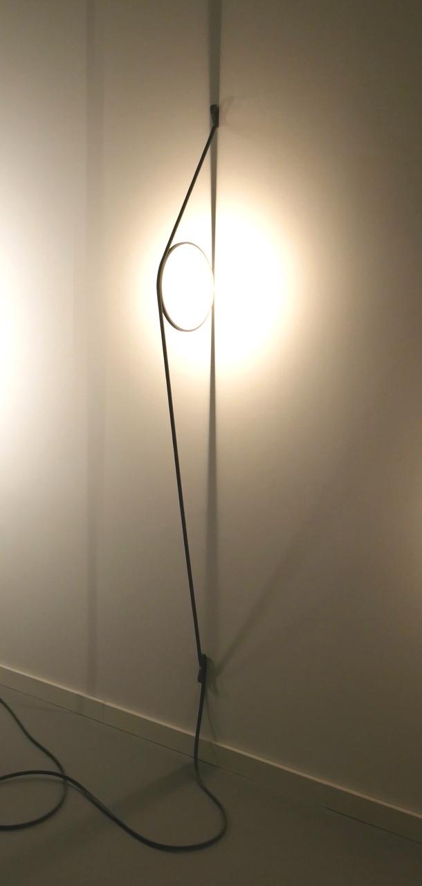 Vloer-/wandlamp Wirering
