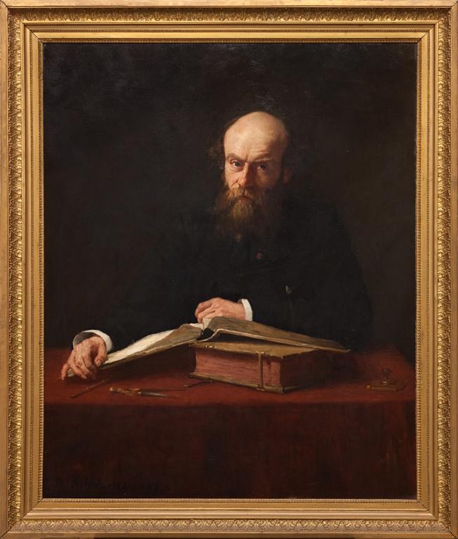 Portret van Pierre Joseph Hubert Cuypers