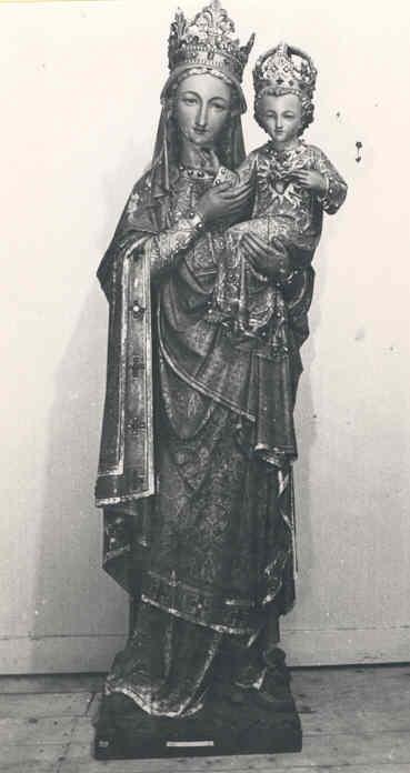 Maria met Jezuskind