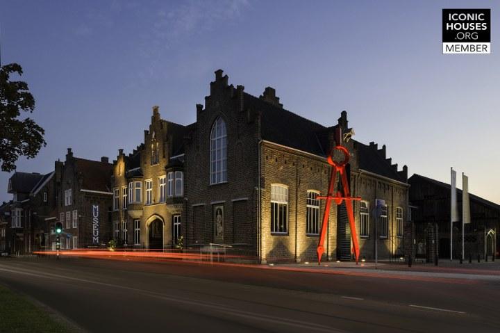 Cuypershuis: eerste Limburgse 'Iconic House'