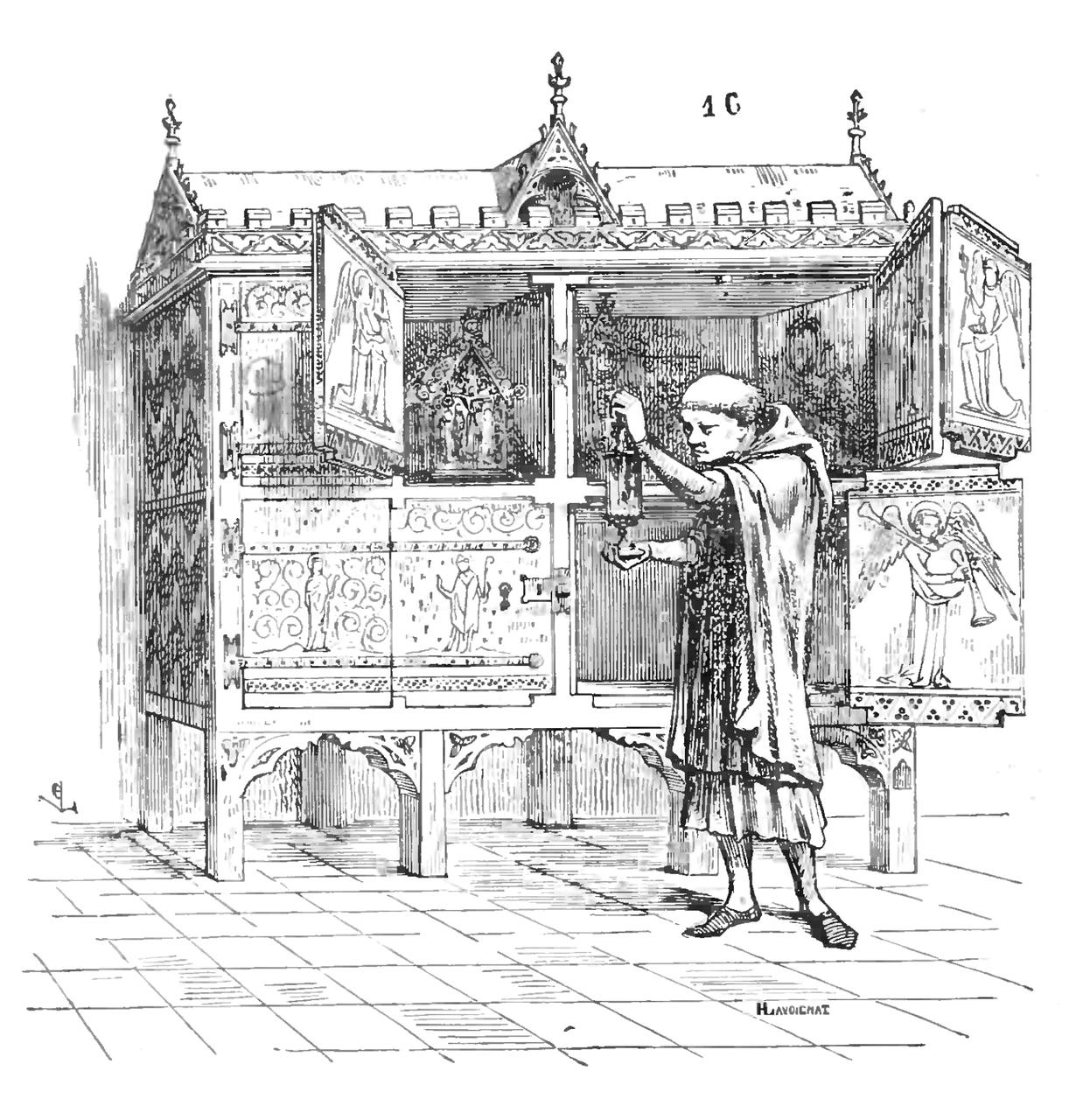 Kast Viollet-le-Duc