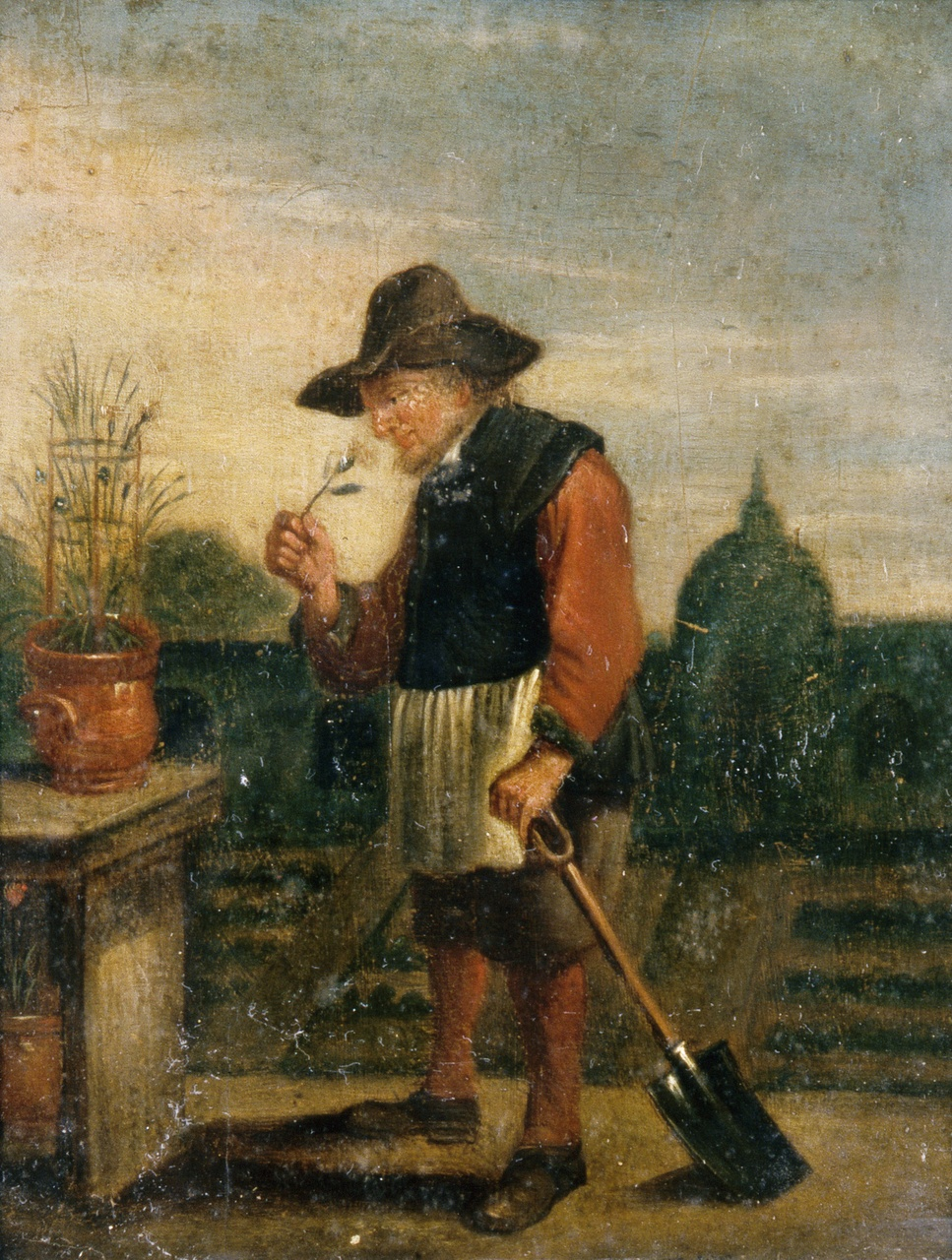 David Teniers II 'De reuk' Royal Pavilion & Museums, Brighton & Hove.jpg