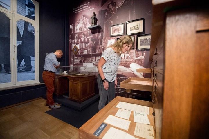 Een veilig museumbezoek
